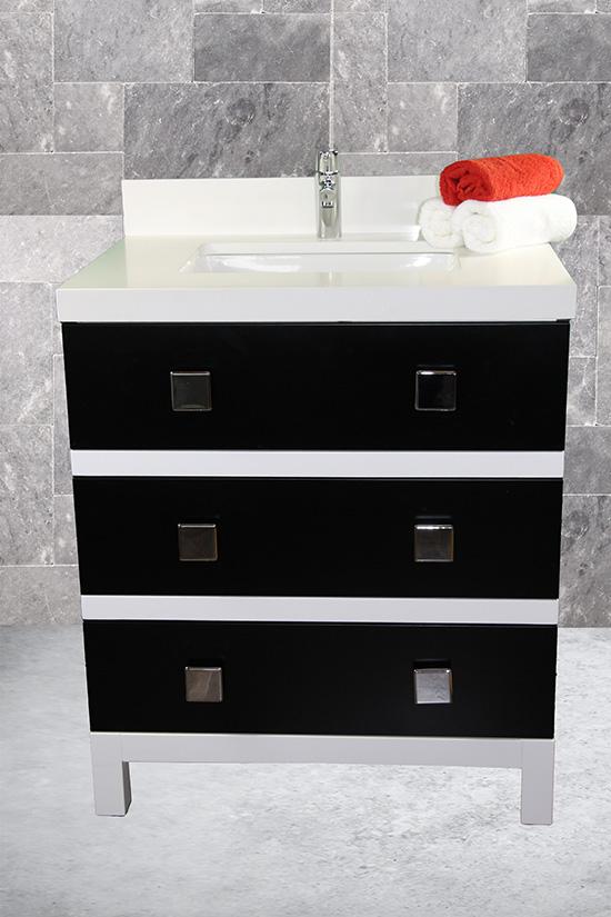 CBTI 2020 White with Black Drawers